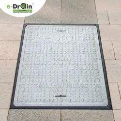 GRP / FRP Designer Manhole Covers