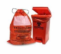 BowTie Biohazard Bags