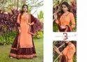 Rangoon Alankar Satin Georgette With Work Readymade Suit Catalog