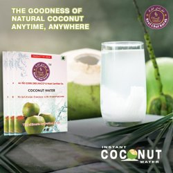 Instant Coconut Water Powder