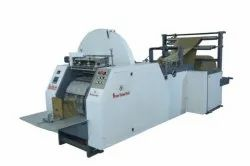 Fully Automatic Grocery Paper Bags Making Machine, Capacity: 550 Bags/min, 340 V