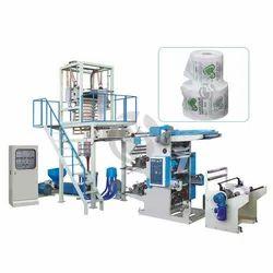 Eco Friendly Bio Carry Bags Making Machine