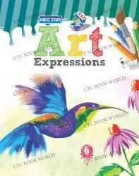 English Nectar Art Expressions Book