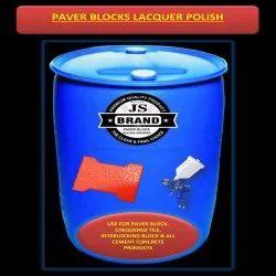 Paver Blocks Lacquer Polish