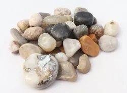 Tumbled Mix Polish Gravels Polished Pebble Stone