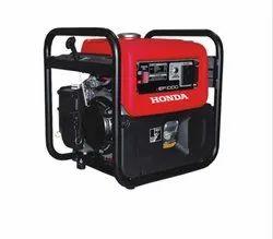 5 KVA Honda Diesel Generator, 3 Phase