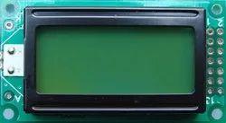 8x2 LCD Display