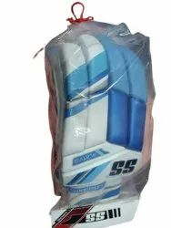 PU Leather SS Cricket Batting Gloves, For Sports, Size: Full