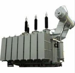 1.6MVA 3-Phase Oil Cooled Distribution Transformer