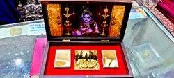 Gold Plated Krishna Pad Chinh