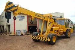 4 Part Boom Pick And Carry Crane