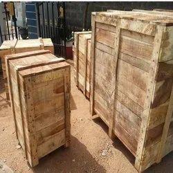 300 Kg Industrial Wooden Packaging Box