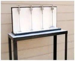 Behaviour Of Column and Struts Apparatus