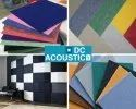 Multicolor Polyester Fiber Wall Acoustical Panel,Sound Absorbers