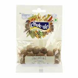 50gm Chukde Nutmeg, Packaging Type: Packet