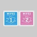 Dry & Wet Wipes (1 & 2)