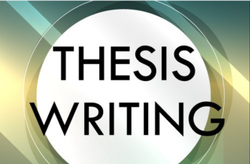 Thesis Writing Services, in Pan India