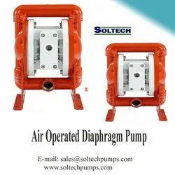AOD Aluminium Pump