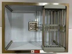 AARVIK 16''''/18''''  Stainless Steel Single Bowl Satin Matt Handmade Kitchen Sink
