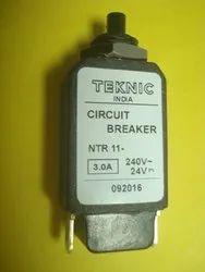 3 A NTR 11 Motor Protection Circuit Breaker