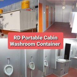 Portable Washroom Container