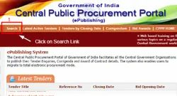 Individual Consultant Central Government Tenders