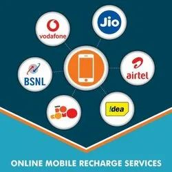Online Mobile Recharge Service