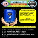 60 Kg Natural Spray Lacquer Polish
