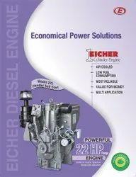222 ES HS Eicher Engine
