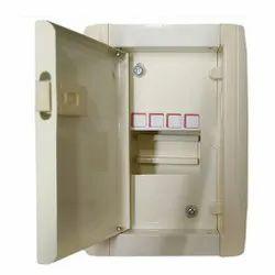 MCB Box 4 Way Double Door Boxer