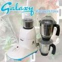 Stainless Steel White Mixer Grinder Galaxy, 550 W, Capacity(litre): Ask Us