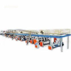 Duplex Glue Machine For 5 Ply Corrugated Board Plant