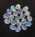 100% Natural Moonstone Gemstone Cabochon, Handmade Moonstone Gemstone Making For Jewellery