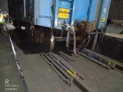 Weighing Bridge For Wagon Tippler