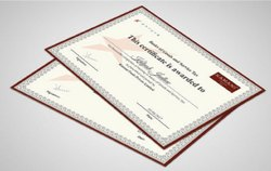 Paper Certificate Printing Services, in Delhi Ncr