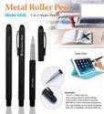 2 in 1 Metal Roller Pen