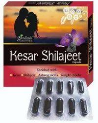 Kesar Shilajeet Capsules