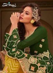 Your Choice Maria B Vol 2 Georgette Designer Salwar Suit Catalog