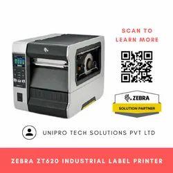Zebra ZT620 Industrial Direct Thermal/Thermal Transfer Printer