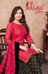 Balaji Hangama Vol 10 Cotton Chudidar Dress Material Catalog