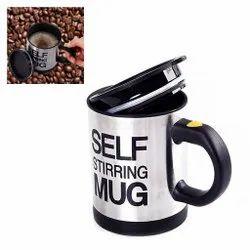 Stirring Mug Auto - Stainless Coffee Mixing Cup Blender Self Stirring Mug Best Gift