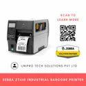 Zebra ZT410 Industrial Barcode Printer