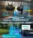 Siemens - Simcenter - Mftyre - Tire Simulation And Testing Software