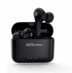 Wireless Black Portronics Harmanics Twis33