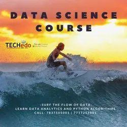 Certification Data Science Course, Techedo Technologies