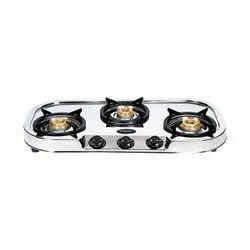 Hindware Vito Ss DLX 3B Metal Cooktop
