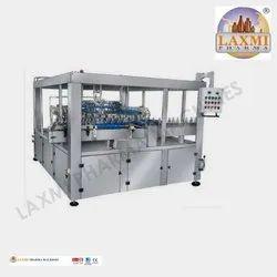 Rotary Bottle Rinsing Machine