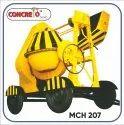 Mch 207 Hopper Mixer, Capacity: 750 L