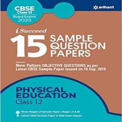 15 SAMPLE PAPER PHYSICAL EDU 12