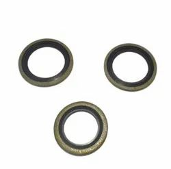 Rubber Hydraulic Dowty Seal Washer, Round